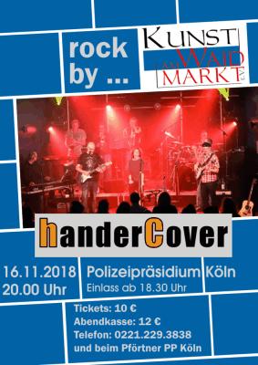 (handerCover Plakat)